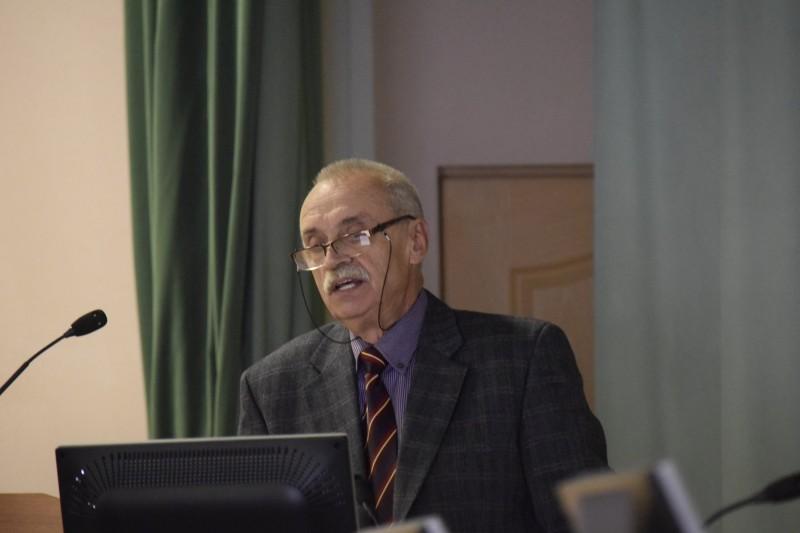 Выступление заведующего МУНИД Д.К.Зубовского на республиканской научно-практической конференции «Современные технологии магнитотерапии в лечении и реабилитации» 10 ноября 2016 г.