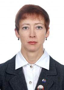 Копейкина Светлана Александровна, старший преподаватель кафедры