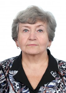 Дановская Людмила Ивановна, старший преподаватель кафедры