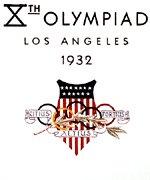 1932 Лос-Анджелес