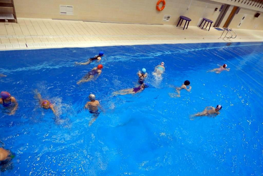 Обучение плаванию Спортивно оздоровительные группы dscn3175